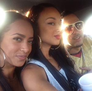 DRAYA MICHELE FRENCH MONTANA