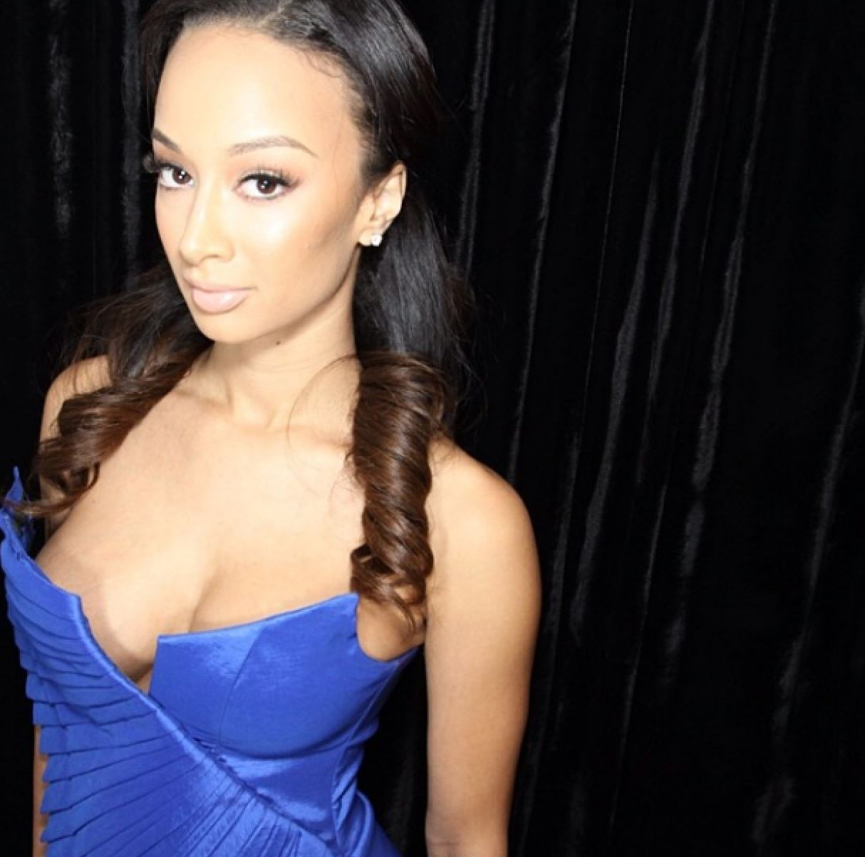 draya michele face instagram